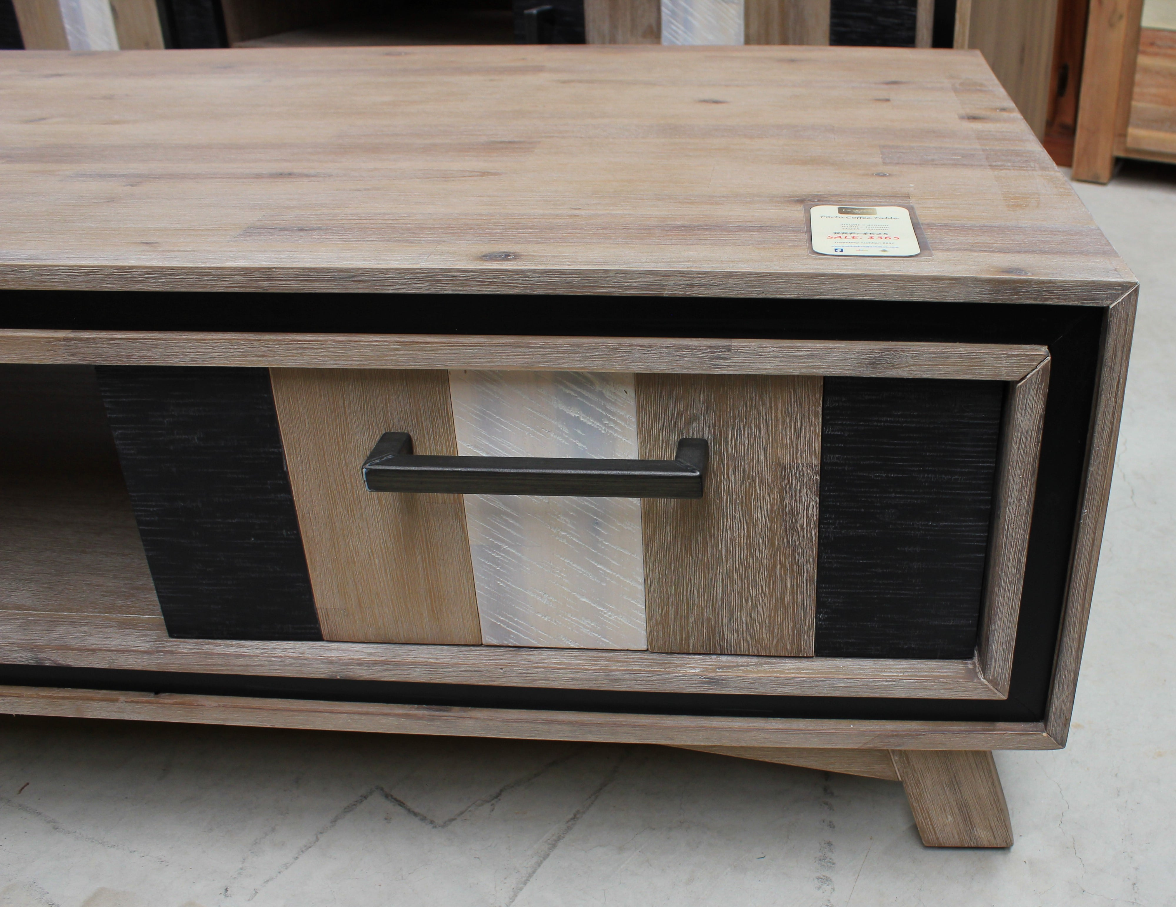 Porto Coffee Table Just The Thing Furniture